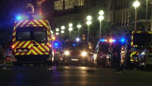 Attentato Nizza