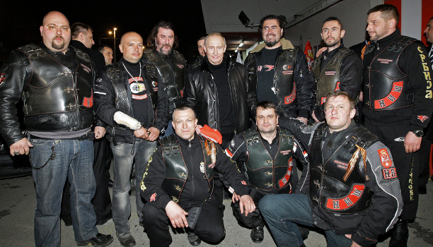 Putin NightWolves