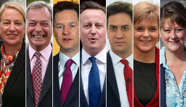 Leaders Debate Uk 2015